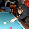 Frank de Winne's at Pool Again